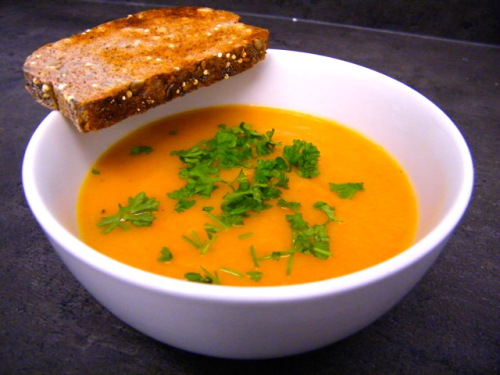 carrot soup with orange1